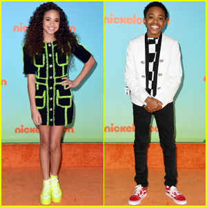 Scarlet Spencer & Dallas Dupree Young Bring 'Cousins For Life' to Kids' Choice Awards 2019!