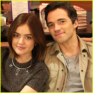 'Pretty Little Liar's Gives Us A Another Update - Aria & Ezra Had Their Baby, Too!