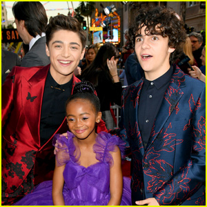 Faithe Herman Spills on Working With Asher Angel in 'Shazam!'