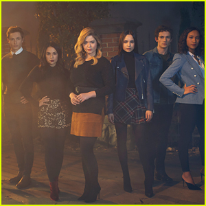 Meet The Full Cast of 'Pretty Little Liars: The Perfectionists' Now!