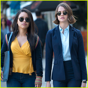 Callie & Mariana Take Some Time For Themselves on Tonight's 'Good Trouble'