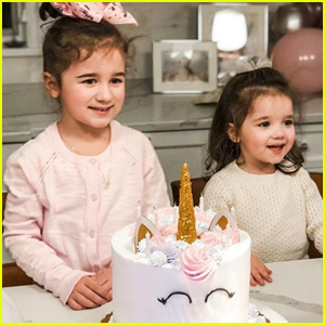 Jonas Brothers Share Cute Video of Kevin's Daughters Dancing to 'Sucker'