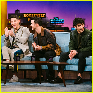 Joe Jonas Watches Himself Fall Over & Over Again - Watch Now!