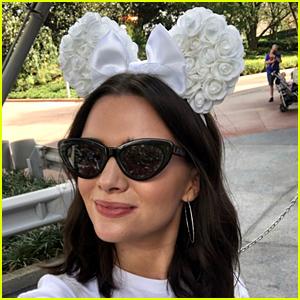 Katie Stevens Celebrates Her Bachelorette Party at Disney World!
