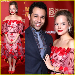Corbin Bleu & Stephanie Styles Are Getting Raves for 'Kiss Me Kate'