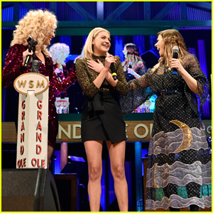 Kelsea Ballerini Just Joined The Grand Ole Opry & Her Reaction Is Everything!