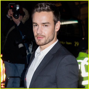 Liam Payne Suits Up for Portrait Gala in London