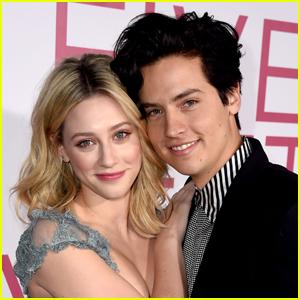 Lili Reinhart Praises Boyfriend Cole Sprouse's New Movie 'Five Feet Apart'