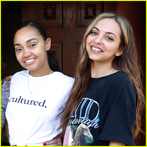 Little Mix's Leigh-Anne Pinnock & Jade Thirlwall Look Back On Their Climb at Mt. Kilimanjaro