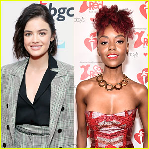 Lucy Hale, Ashleigh Murray & the 'Katy Keene' Cast Begin Production On Pilot - See The Pics!