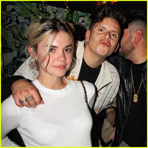 Maia Mitchell Celebrates Boyfriend Rudy Mancuso's Birthday in LA!