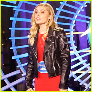 Meg Donnelly Sings 'The Climb' for Taylor's Idol Audition - Watch Now!