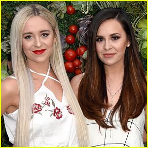 Singing Sisters Megan & Liz Announce New EP 'Muses'
