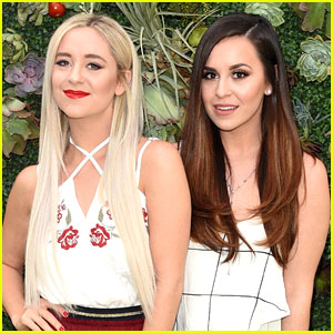 Megan & Liz Open Up About The Making of Their New EP 'Muses'