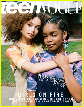 Nico Parker & Marsai Martin Open Up About Proving Adults Wrong
