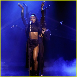 Normani Performs 'Waves' on 'The Tonight Show' - Watch Here!