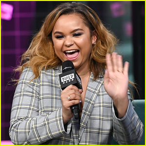Rachel Crow Dishes On Where The Inspiration For Her 'Up All Night' Video Came From