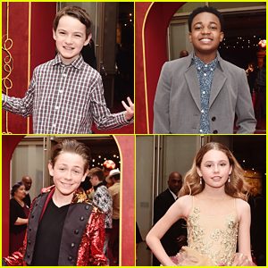 'Raven's Home' & 'Coop & Cami Ask the World' Stars Team Up at 'Dumbo' Premiere!