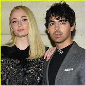 Sophie Turner Reveals How She & Joe Jonas First Started Talking