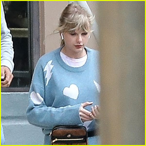 Taylor Swift Gets Some Nice Compliments From Actor Idris Elba!