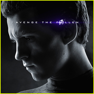 Tom Holland's Poster From 'Avengers: Endgame' Is A Must-See!