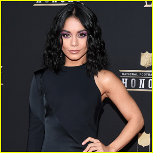 Vanessa Hudgens Signs On For 'The Knight Before Christmas'