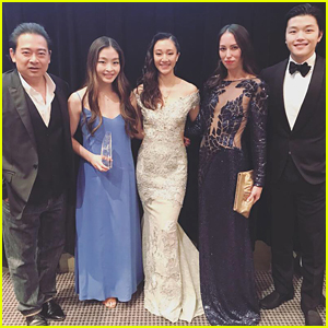 Alex & Maia Shibutani Honored at Asia Society Southern California Annual Gala