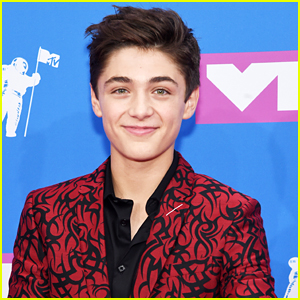 Asher Angel Teases Fans With Snippet of New Song 'One Thought Away'