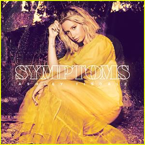 Ashley Tisdale Debuts Official Track List For New Album 'Symptoms'