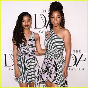 Chloe x Halle Steal The Spotlight While Performing at DVF Awards 2019 in NYC