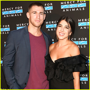 Daniella Monet Expecting First Child With Fiance Andrew Gardner