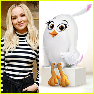 Meet Dove Cameron's 'Angry Birds 2' Character Ella!