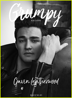 Gavin Leatherwood Turned To 'Fantastic Four' To Help Shape His Version of Nicholas Scratch on 'Sabrina'
