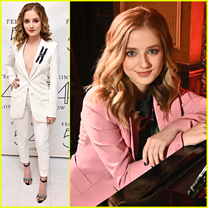 Jackie Evancho Stuns in Three Different Looks For 54 Below Concert