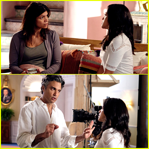 Jane Goes To Everyone For Advice On Tonight's 'Jane The Virgin'