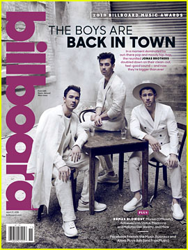 The Jonas Brothers Reveal How They Finally Got Back Together