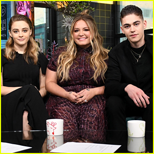 Hero Fiennes-Tiffin & Josephine Langford Open Up About Relating To Hardin and Tessa in 'After'