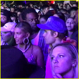 Justin Bieber Praises Billie Eilish at Coachella 2019