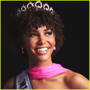 Learn All About Miss Teen USA 2019 Kaliegh Garris's Platform, We Are People 1st