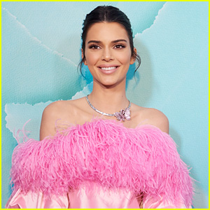 Kendall Jenner Looks Chic at Tiffany & Co. Flagship Store Opening in Sydney