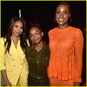 Marsai Martin Admits She Was Nervous About Her First Produced Movie 'Little'