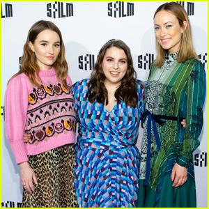 Kaitlyn Dever & Beanie Feldstein Step Out For San Francisco Film Fest!