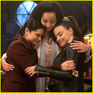Sarah Jeffery Wraps Season One on 'Charmed' & Shares Cute Behind-the-Scenes Pics