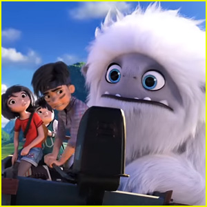 Watch The Adorable New Trailer For 'Abominable'!