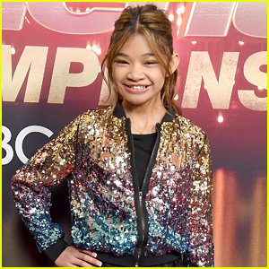 Angelica Hale Reveals the Inspiration Behind Her Original Songs!