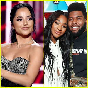 Becky G Names Normani & Khalid As Two Artists She's Inspired By