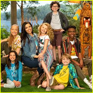 Miranda May Welcomes New Campers To Camp Kikiwaka on 'Bunk'D' Season 4 in June!