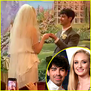 Joe Jonas & Sophie Turner Have a Las Vegas Wedding!