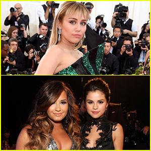 Miley Cyrus Explains That 'Love You Selena, But I Listen To Demi' Post & 'Cattitude' Lyrics