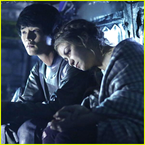 Monty & Harper Could Appear in Flashbacks on 'The 100'